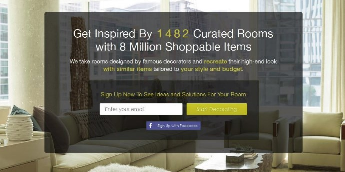 Get inspired by 1482 curated rooms (number highlighted)